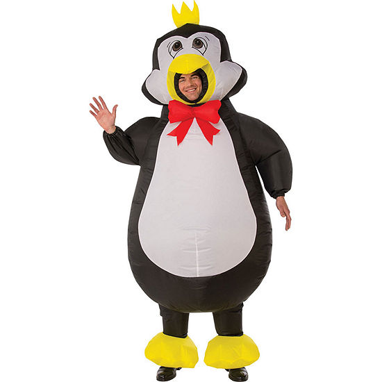 Mens Penguin Costume 3-pc. Dress Up Costume