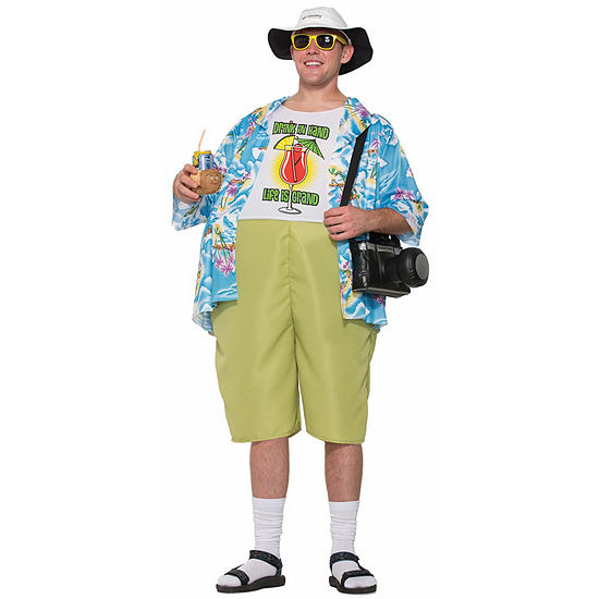 Tacky Tourist Costume 2-pc. Dress Up Costume
