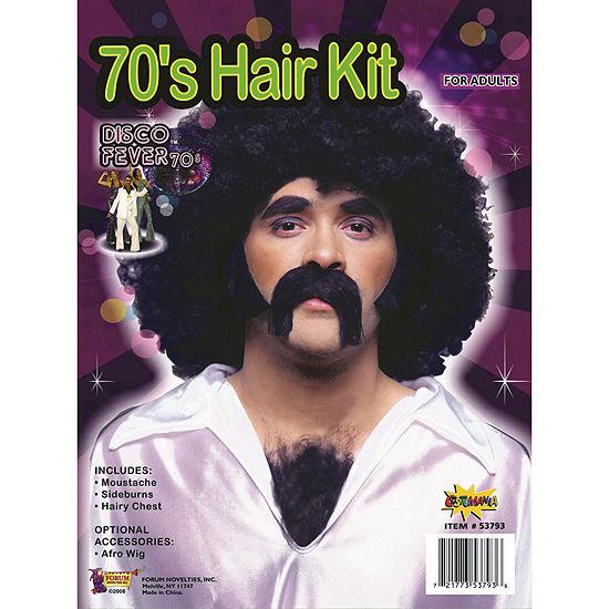 Disco Man Kit Costume Costume