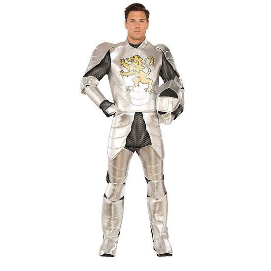 Men'S Knights Tale Plus Costume 5-pc. Dress Up Costume