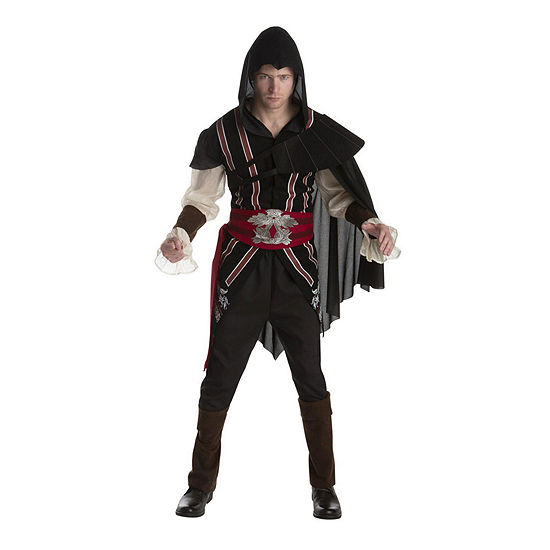 Assasin'S Creed - Ezio Auditore Deluxe Adult Dress Up Costume