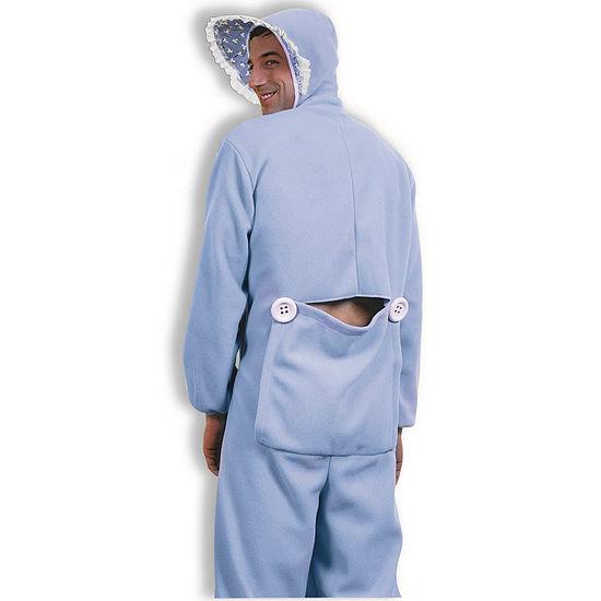 Adult Blue Jammies Costume