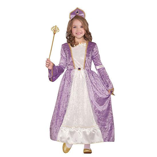 Princess Peyton Purple Costume Size L (12-14)