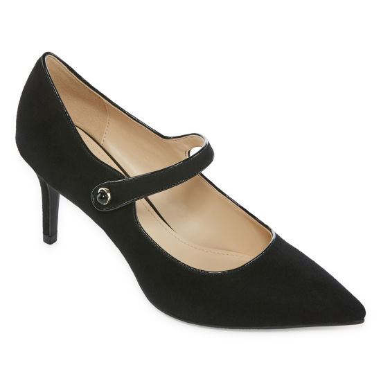 Liz Claiborne Womens Acosta Pumps Pointed Toe