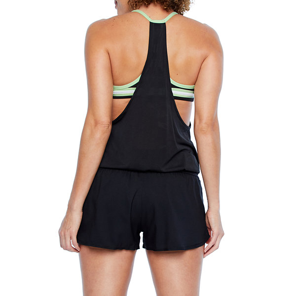 294588af00 Nike Stripe Blouson Swimsuit Top or Swimsuit Bottom - JCPenney