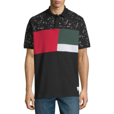 South Pole Short Sleeve Polo Shirt