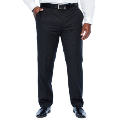 Collection by Michael Strahan  Collection By Michael Strahan Classic Fit Stretch Suit Pants - Big and Tall