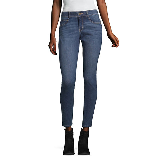 Artesia Womens Mid Rise Skinny Fit Jean