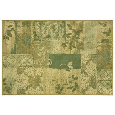 Bacova Guild Vine Tapestry Rectangular Rugs