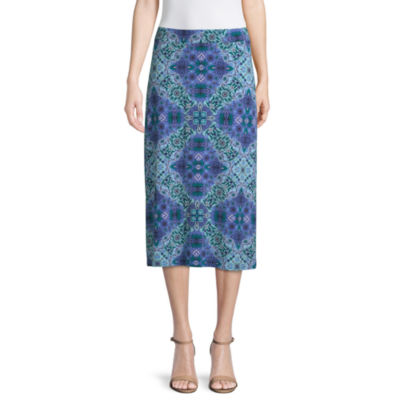 east 5th Womens Midi Pencil Skirt