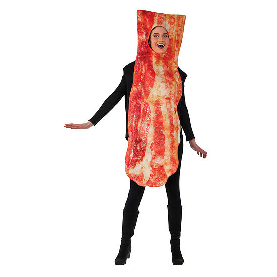 Bacon Strip Adult Costume Dress Up Costume