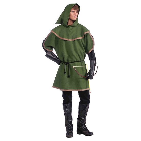 Mens Sherwood Archer Adult Costume