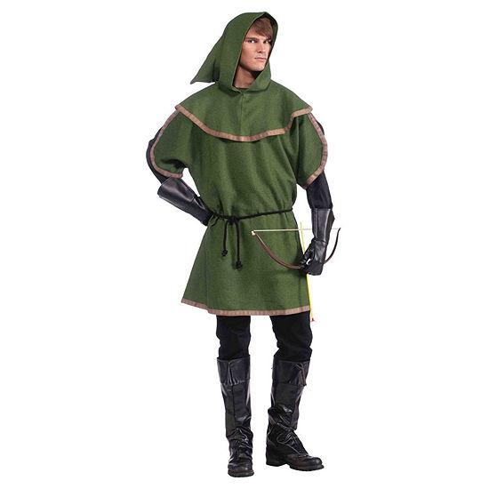 Buyseasons Mens Sherwood Archer Adult Costume 3-pc. Dress Up Costume
