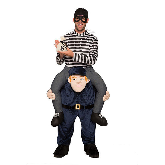 Adult Officer Carry Me Costume Costume Costume