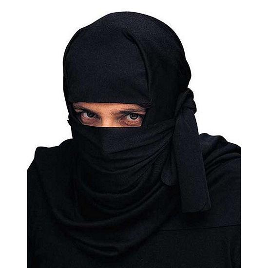 Buyseasons Adult Ninja Headpiece Dress Up Costume