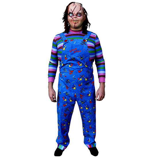 Child's Play 2 - Chucky Doll Adult Costume