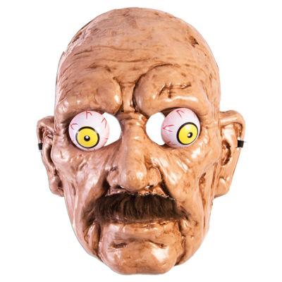 Buyseasons Google-Eyes Old Man Mask Dress Up Accessory