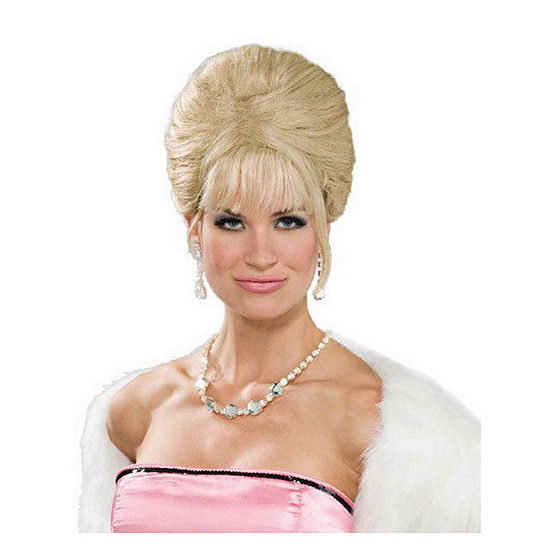 Blonde High Society Adult Wig Dress Up Accessory