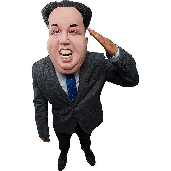 Kim Jung Un Mask Dress Up Accessory