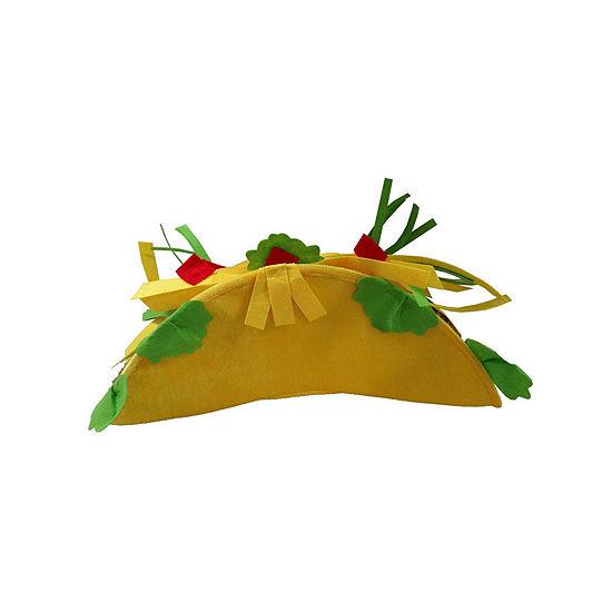 Taco Hat Dress Up Accessory