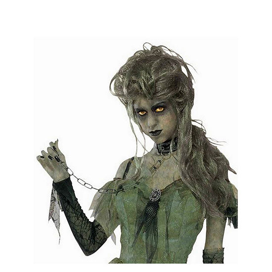Zombie Lady Adult Wig
