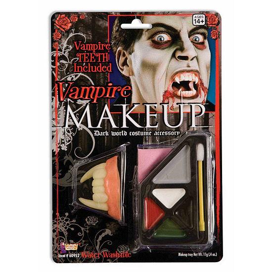 Buyseasons Vampire Make Up Kit 3-pc. Dress Up Accessory