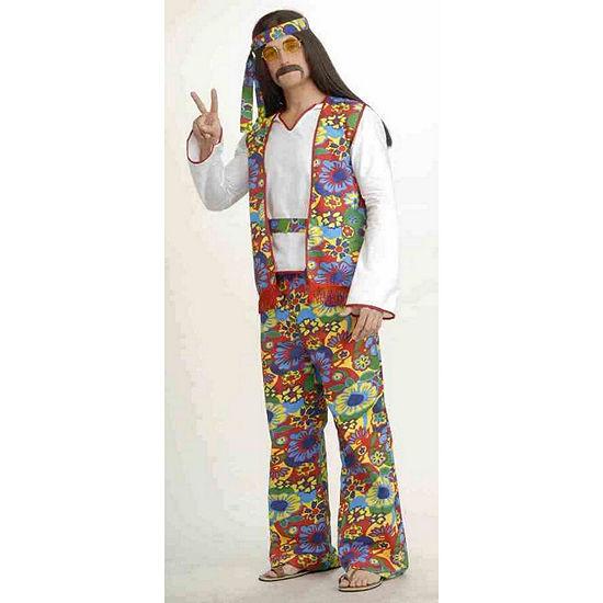 Hippie Man Adult Costume