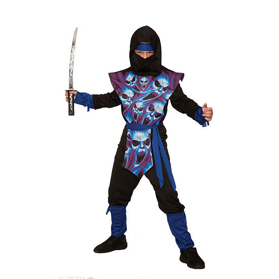Buyseasons Boys Ghost Ninja Costume Dress Up Costume