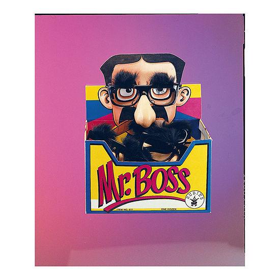 Mr Boss Eyeglasses