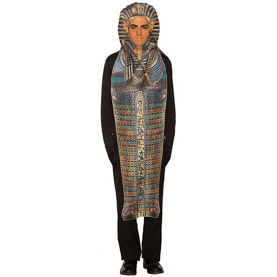 Mens King Tut Sublimation Costume 2-pc. Dress Up Costume