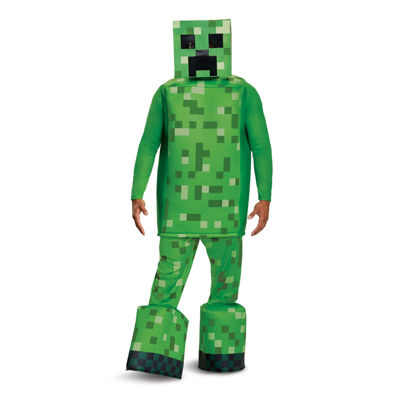 Buyseasons 3-pc. Minecraft Dress Up Costume