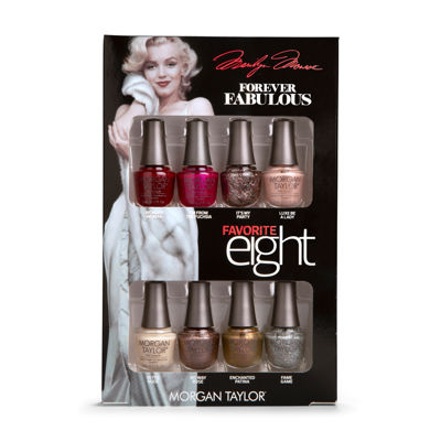 Morgan Taylor 8-pc. Mini Nail Polish Pack