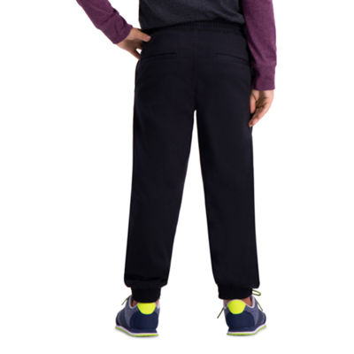 Haggar Sustainable Woven Jogger Pants Boys