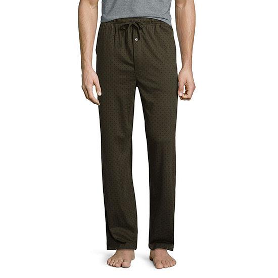 Stafford Knit Pajama Pants Mens JCPenney b131f3fbc