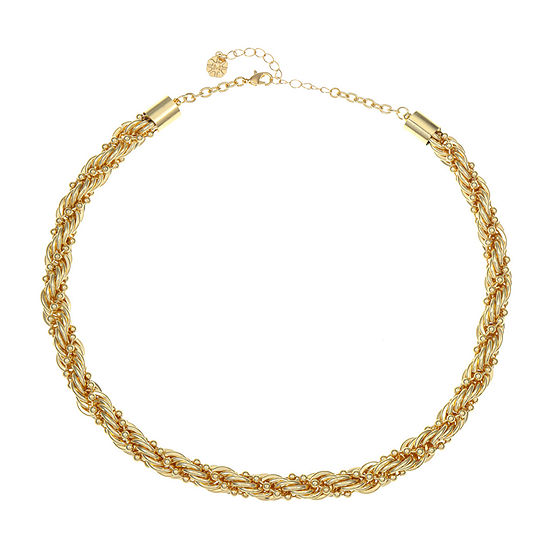 Monet Jewelry 19 Inch Snake Chain Necklace