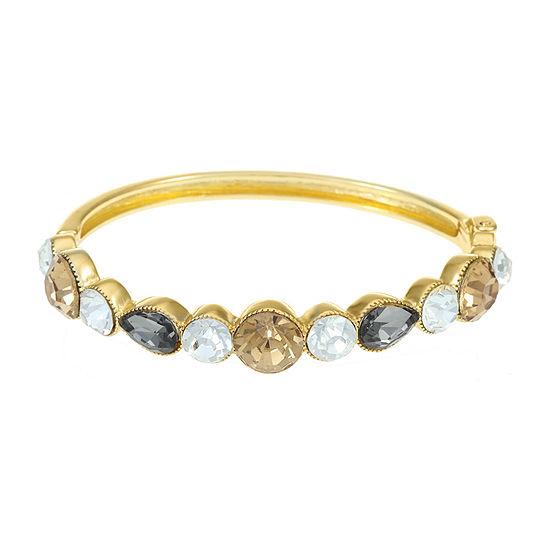 Monet Jewelry Gold Tone Bangle Bracelet