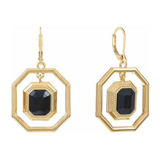 Monet Jewelry 1 Pair Copper Drop Earrings