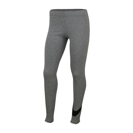Nike Big Girls Full Length Leggings