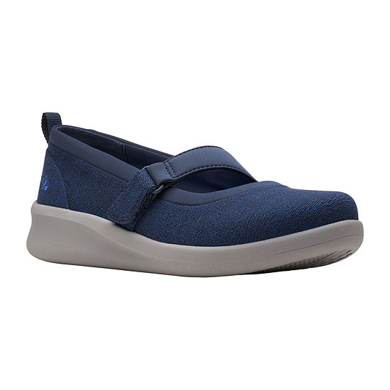 Clarks Womens Sillian2.0soul Mary Jane Shoes Closed Toe