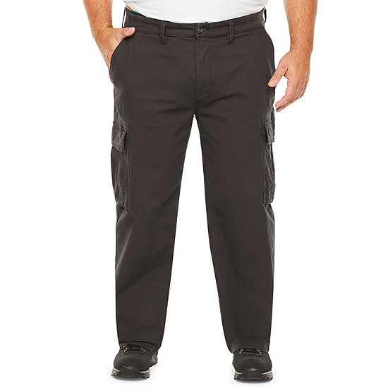 The Foundry Big & Tall Supply Co. Mens Regular Fit Cargo Pant