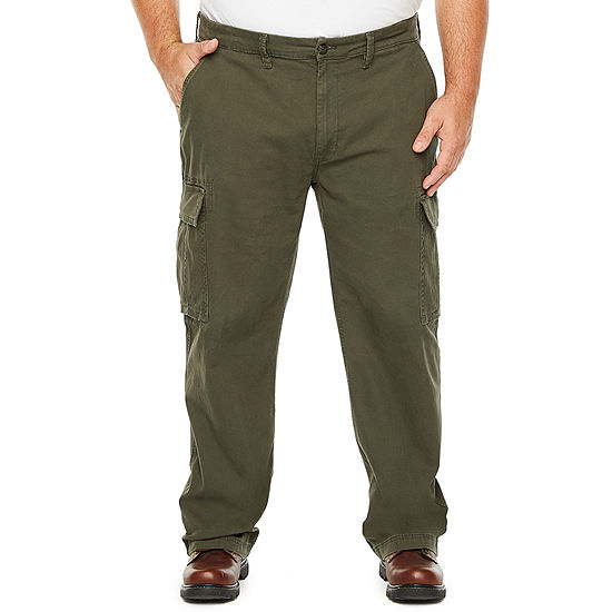 The Foundry Big & Tall Supply Co. Mens Regular Fit Cargo Pant - Big and Tall