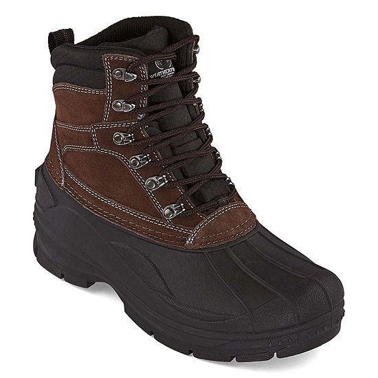 Weatherproof Mens Airy Water Resistant Insulated Winter Boots