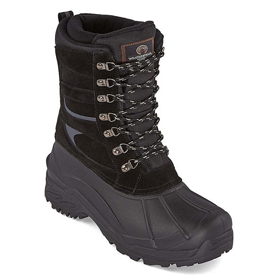 Weatherproof Mens Monte Water Resistant Insulated Winter Boots
