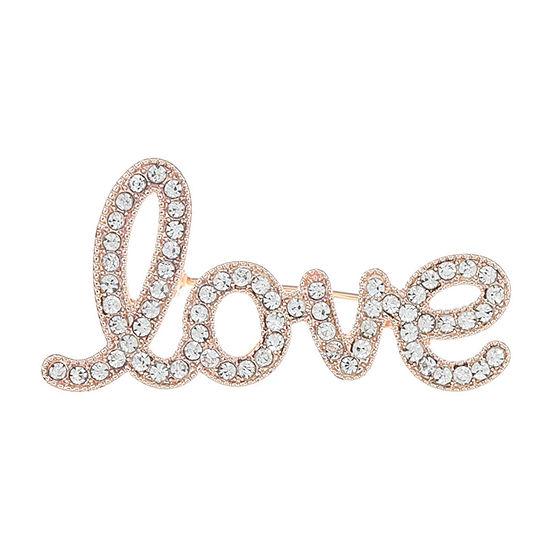 Monet Jewelry Heart Pin