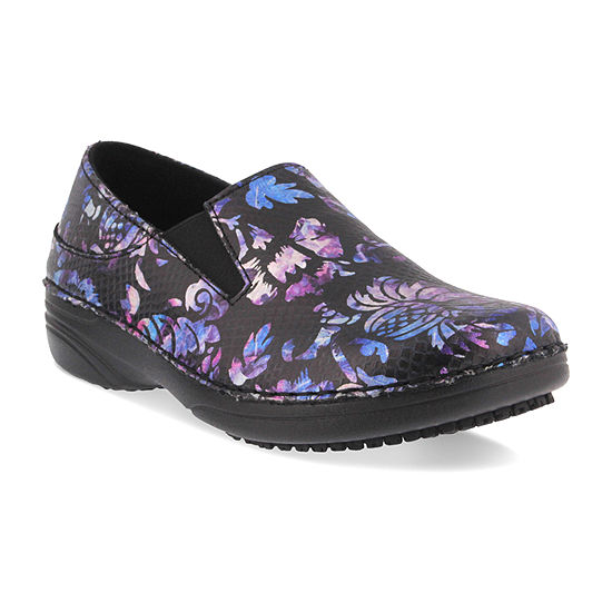 Spring Step Professionals Womens Spring Step Professional Manila-Ftsy Slip-On Shoe Round Toe