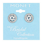 Monet Jewelry 15mm Stud Earrings