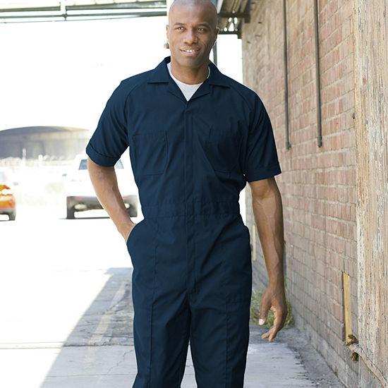 Sweet Company Short Sleeve Workwear Coveralls- Short Length