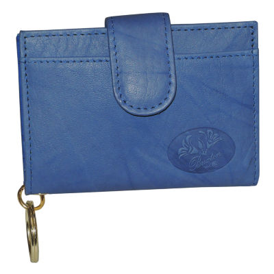 Buxton Heiress Tab Credit Card Holder