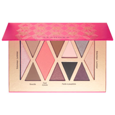 SEPHORA COLLECTION The Enchanting Eye, Brow and Face Palette