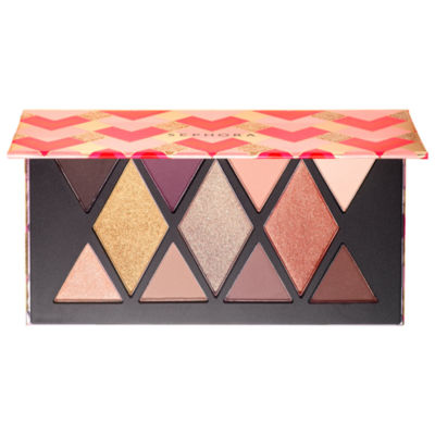 SEPHORA COLLECTION Matte Metallic Eyeshadow Palette